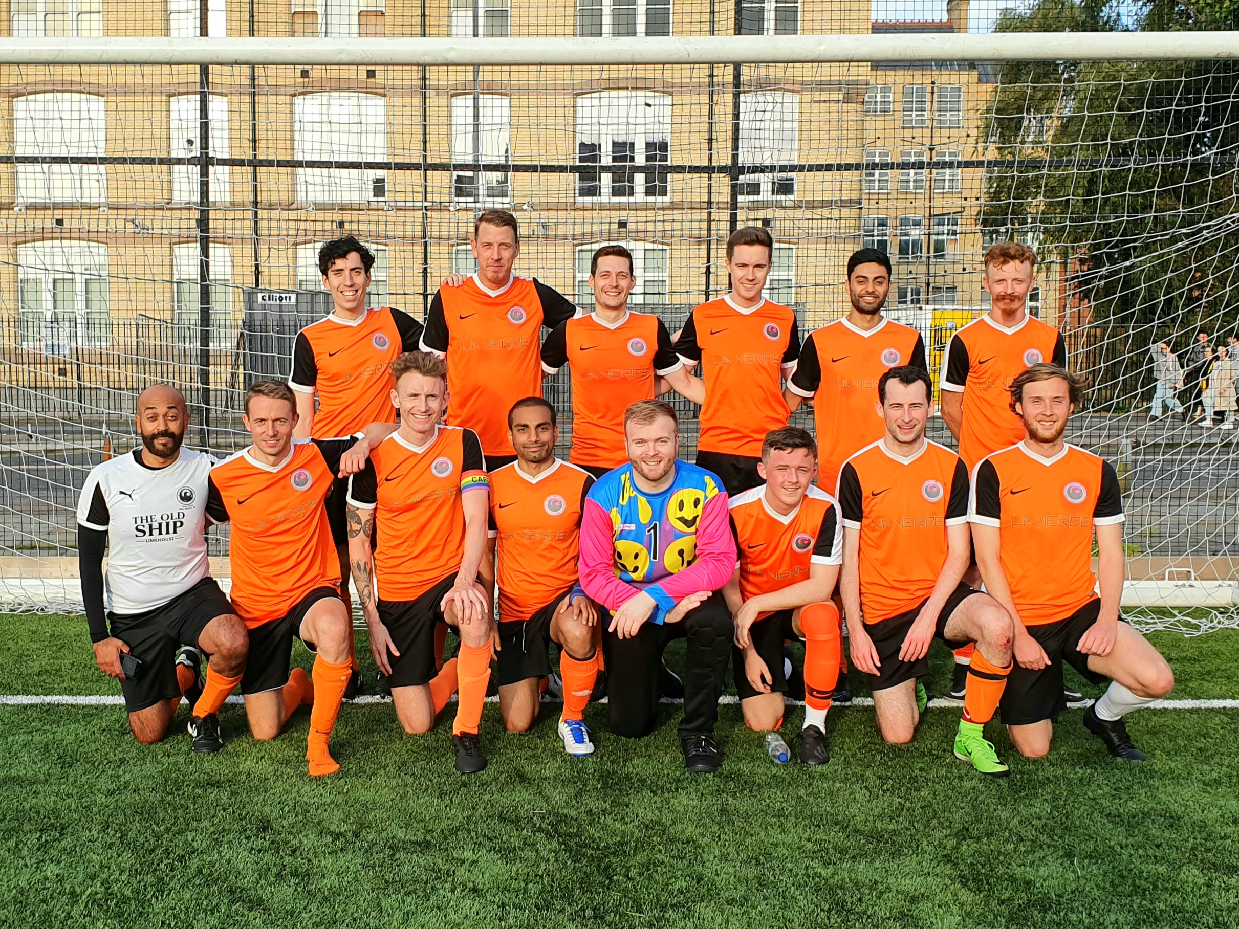 MATCH REPORT: VMFC IIIs v East End Phoenix (15/09/2019)