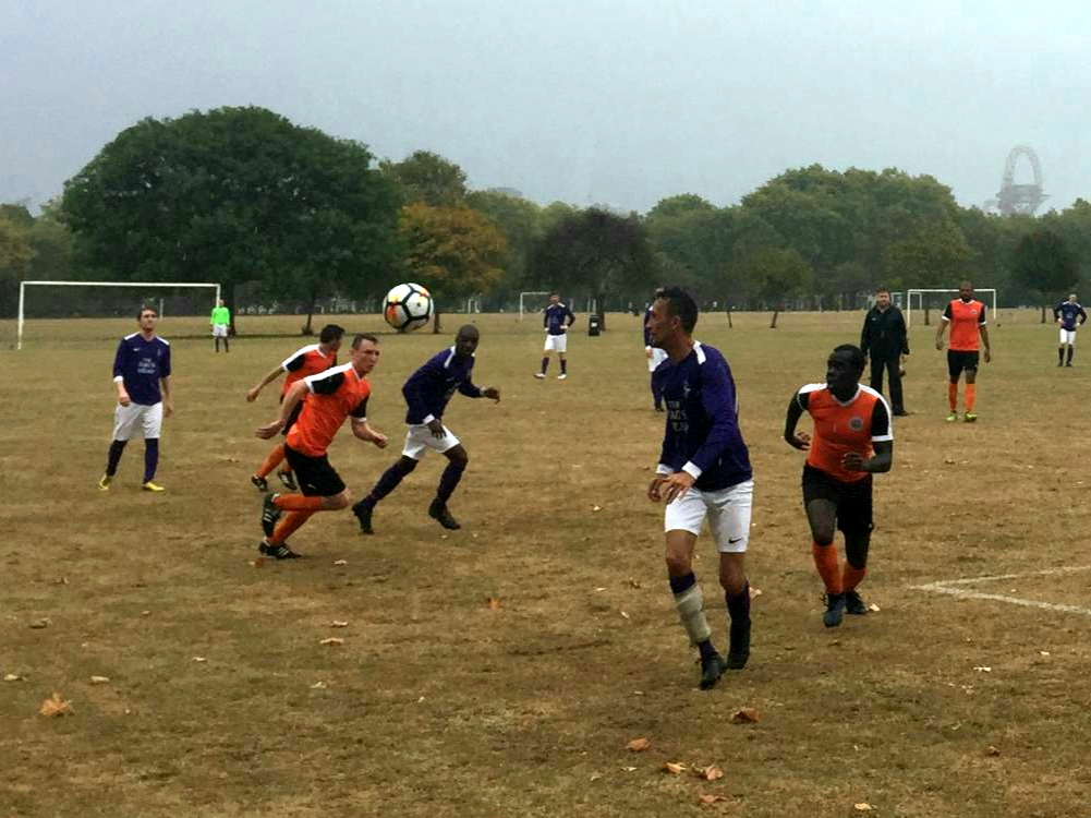 MATCH REPORT East End Phoenix 1 – 4 London Romans (22/09/2019)